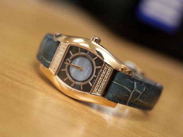 サントノーレ腕時計・修理・遅れ