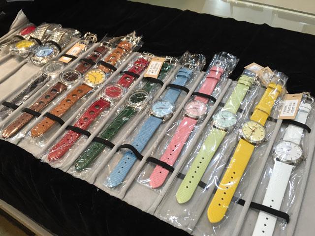 インドの機械式手巻き腕時計「hmt(エイイチエムティ)」取り扱い開始