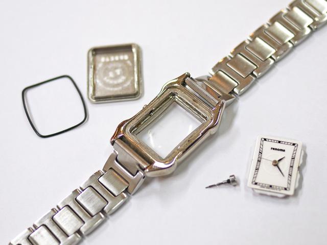 腕時計の分解掃除・修理・電池交換・メンテナンス