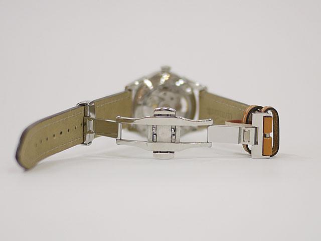 腕時計ベルト交換バックル