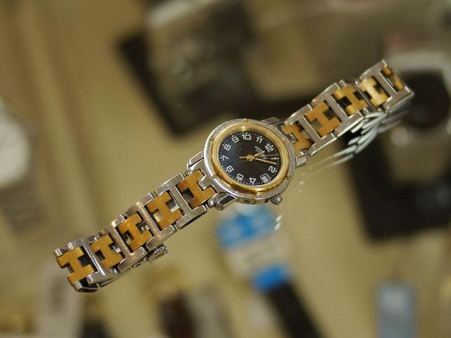 腕時計エルメスクリッパー