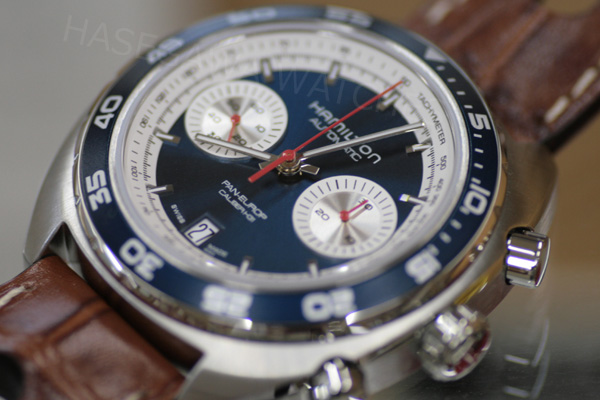 ハミルトン「パン ユーロ」世界限定モデルH35716545