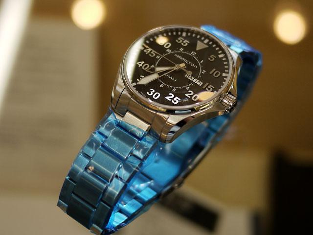 ハミルトン・カーキパイロット42mm腕時計H64611135入荷