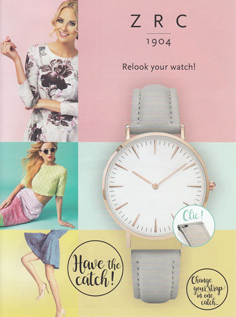 ズッコロ(フランス)|腕時計ベルト・ストラップ
