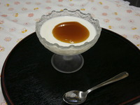 豆乳プリン2