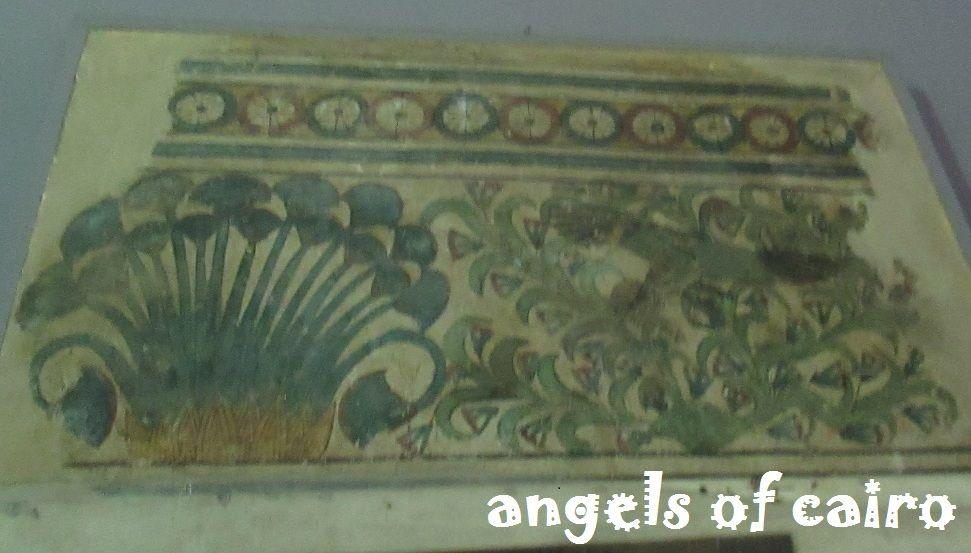 カイロ~天使たちの暮らす街~エジプト考古学博物館・アクエンアテン展示室