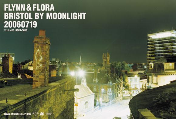 FLYNN & FLORA / BRISTOL BY MOONLIGHT flyer 4c