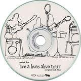 music for L.A.L.A. tour