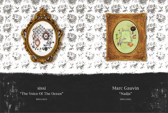 SISSI / MARC GAUVIN flyer 4c