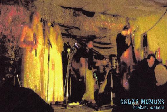 SOLAR MUMUNS / BROKEN WATERS flyer 4c