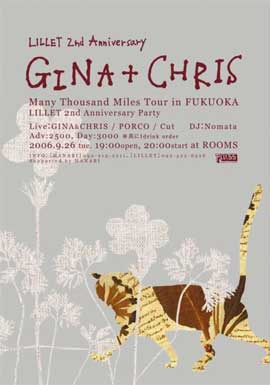 GINA & CHRIS