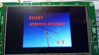 天使のささやき BDのブログ : EU1KYアンテナアナライザーV3の製作 その1