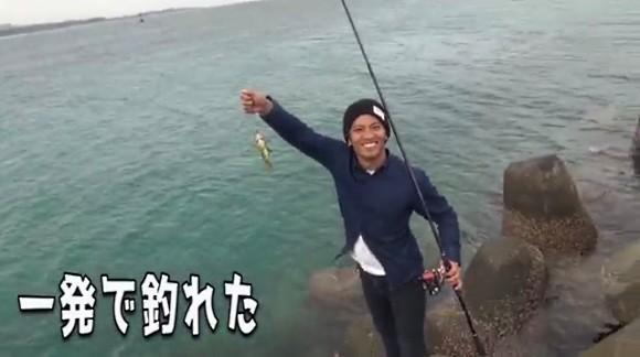 ハイサイ探偵団 ひっちゃん 釣り 沖縄