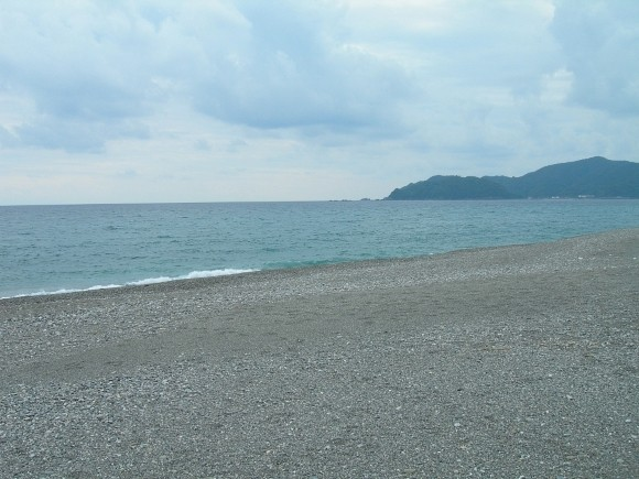 サーフ 砂浜 高知