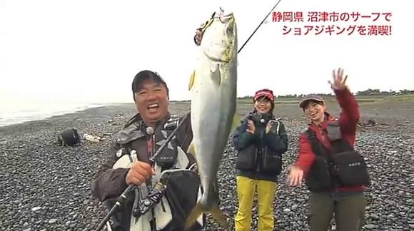 ワラサ 堀田光哉 青物 SHIMANO