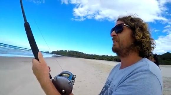 ドローン Drone Fishing For Tuna 釣り