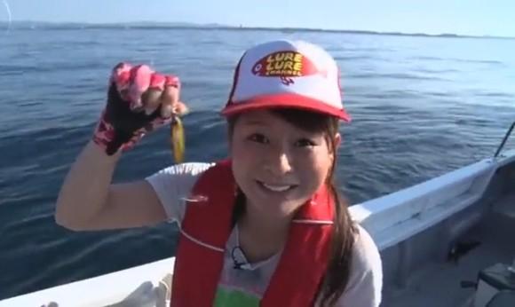 釣女ちゃこ フラッシュジギング ルアルアチャンネル 釣具のブンブン