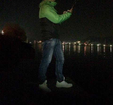 夜釣9 2