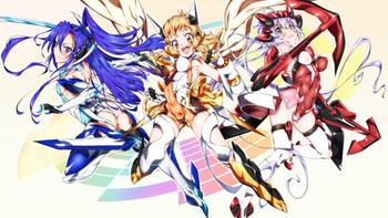 戦姫絶唱シンフォギアGX3
