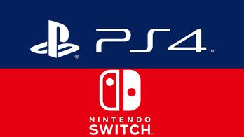 PS4とswitch