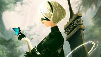【NieR Automata】Ending Themeニーア オートマタ