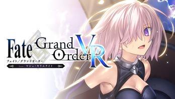 Fate Grand Order VR