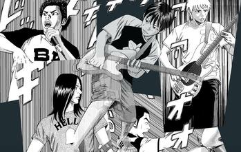 beck 漫画534