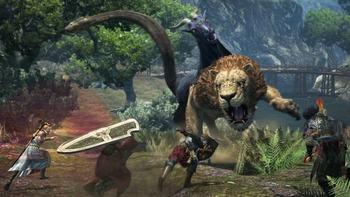 PS4オンライン23 ドラゴンズドグマオンライン