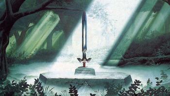 勇者の剣 1