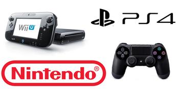 WiiU PS4