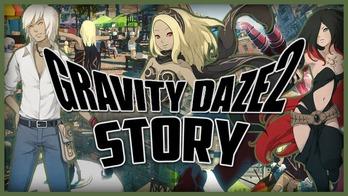 GRAVITY DAZE 2 876