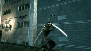 RPGの主人公の武器が剣y4