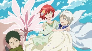 ゼン×白雪『赤髪の白雪姫』5543
