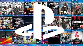 PS4 ゲームソフト タイトル