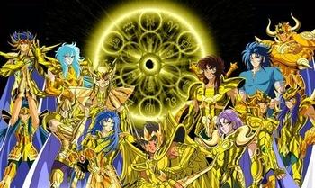聖闘士星矢 黄金魂3