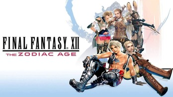 FINAL FANTASY XII THE ZODIAC AGE5326