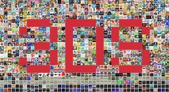 3DSソフト876タイトル