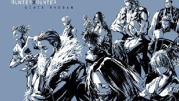 ハンターハンターの幻影旅団3467