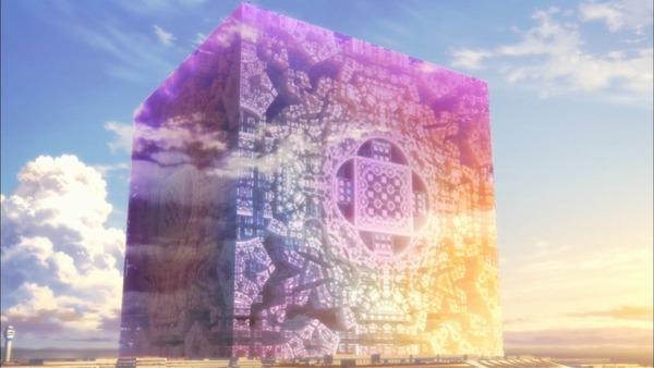 正解するカド 1話 感想 謎の巨大立方体の出現に戸惑う人々!続きがすごく気になる