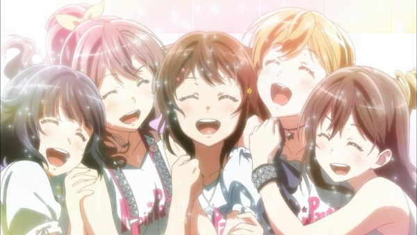 BanG Dream!(バンドリ!) 13話 最終回 感想 ポピパ、SPACEでの初ライブで締め!