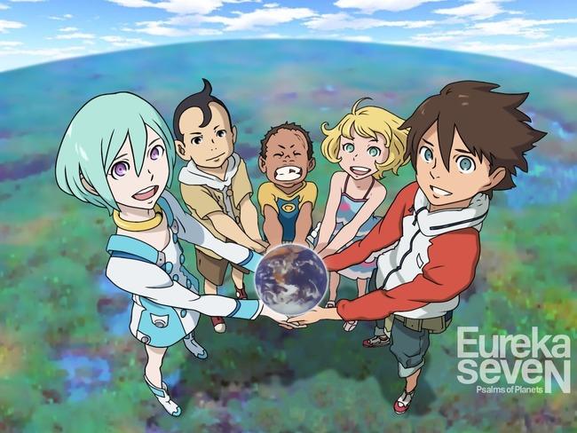 アニオタ「エウレカセブンは神アニメ!」ぼく「よく知らんけど登場人物みんなろくでもないんでしょ?