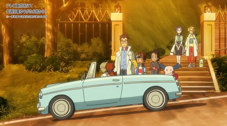【悲報】サトシのマッマ、息子とバリヤードを置いてオーキド博士と一緒に帰ってしまう