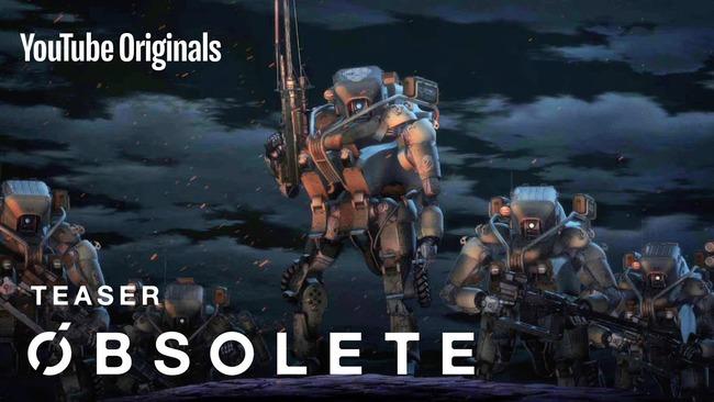 【動画】虚淵玄「最近のロボットアニメにはない、壊れて、使い捨てられていくロボットアニメを作った。」