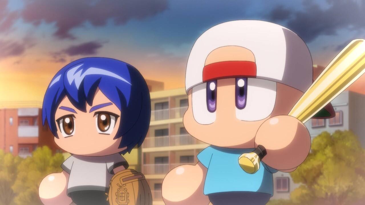 【画像】パワプロのアニメ、先行カット公開www