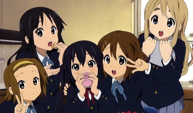 【悲報】けいおん!からのアニメ古参のワイ、最近のアニメの出来に嘆く