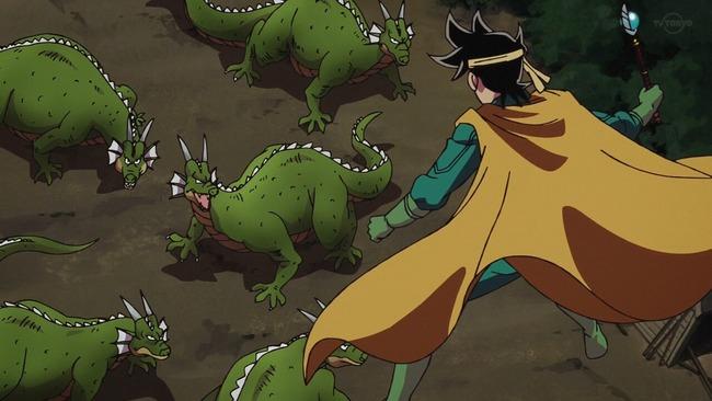 【悲報】アニメーター、ドラゴンを正面から上手く描くことがてきないwww