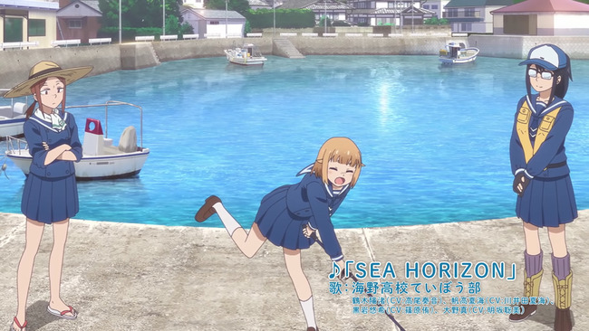 【朗報】JK×釣りのアニメ、まもなく開始www