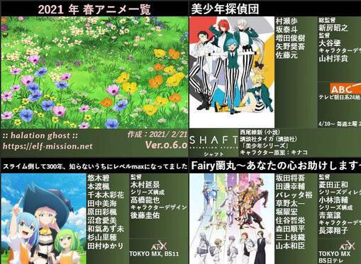 【悲報】来期アニメ、ついに日常系アニメが淘汰される