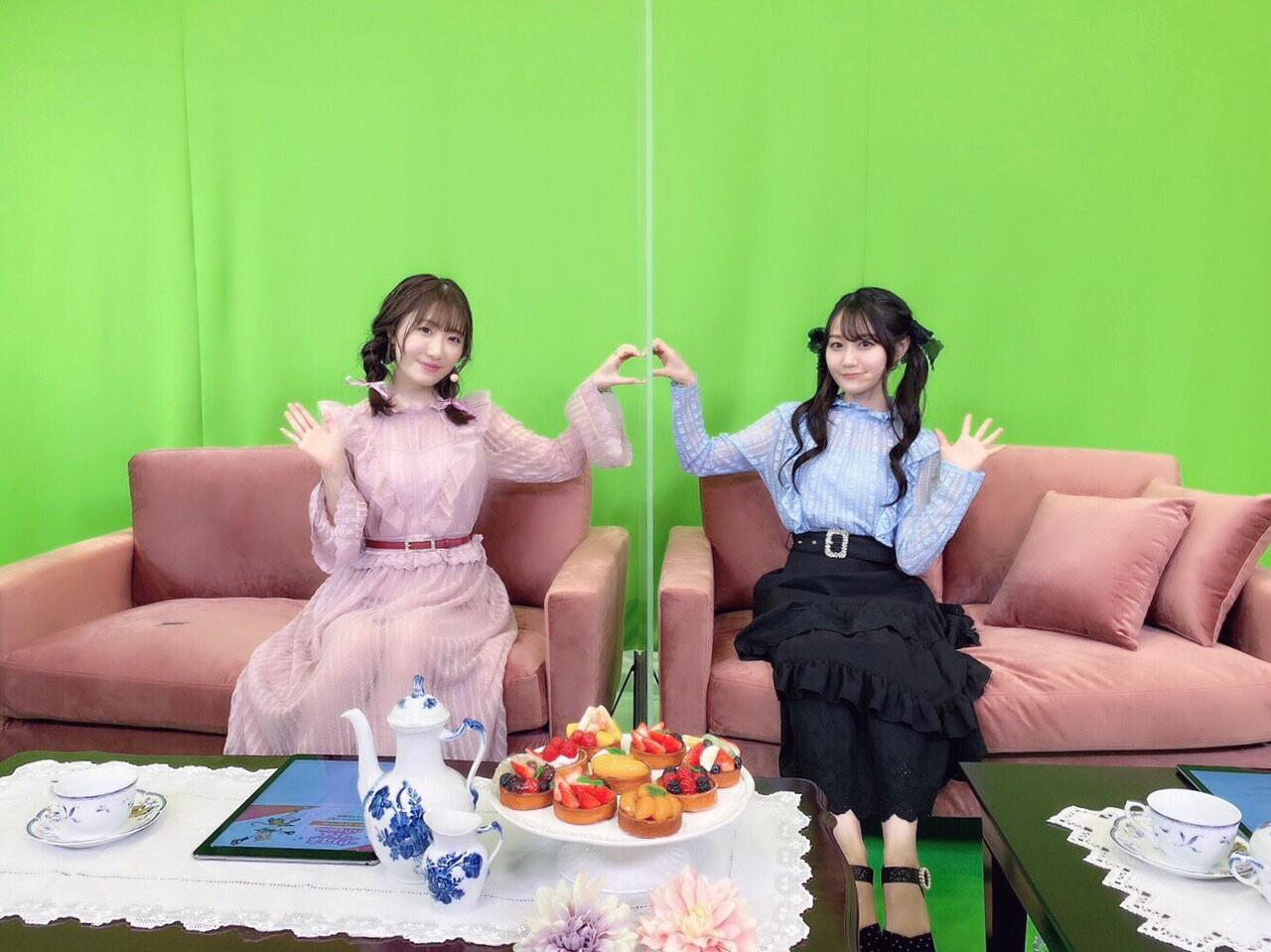【朗報】声優の日高里菜さんと小倉唯さん、ガチ天使