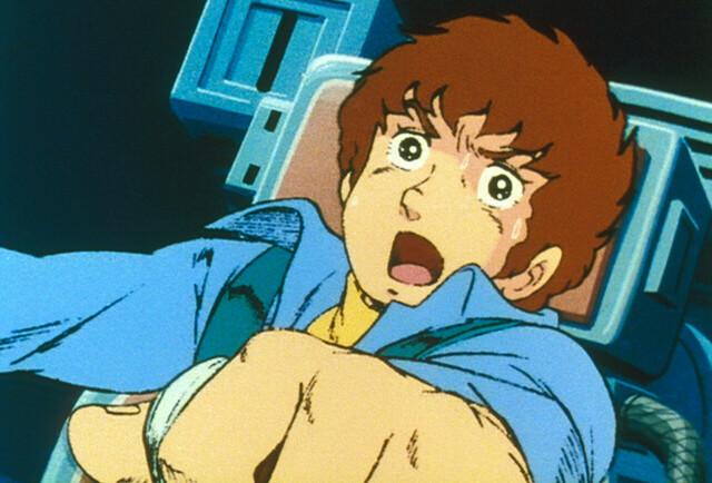 主人公の少年が偶然ロボットに乗って戦いに巻き込まれる←これ